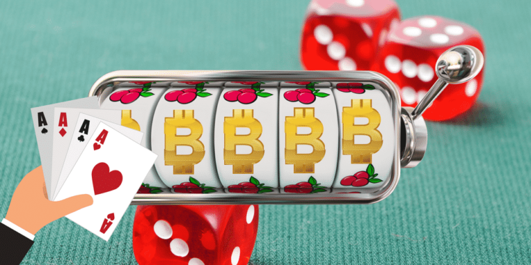 It Won't Be Long Before Bitcoin Takes Over The Online Gambling Industry