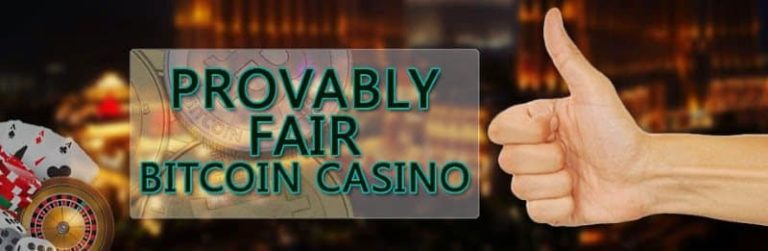 Online Casinos Will Have To Adopt The Blockchains Provably Fair Technology Or Get Left Behind