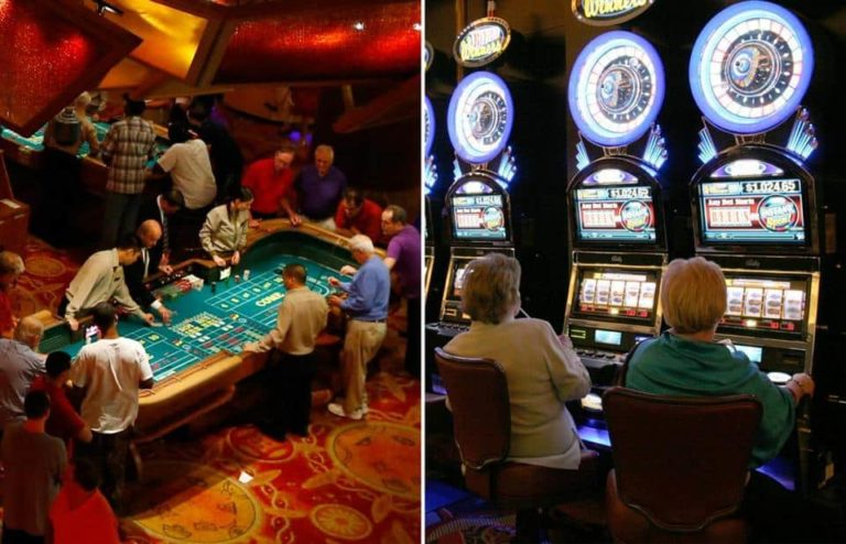 Read more about the article Bitcoin Slots Versus BTC Table Games Odds