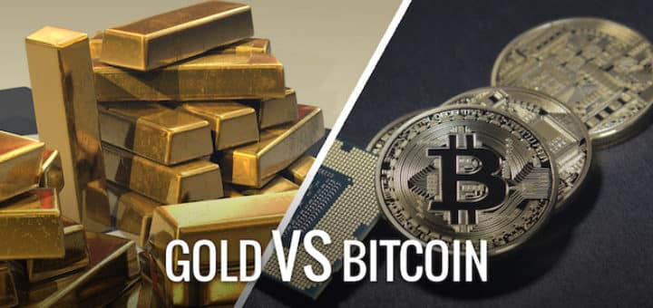 Which Is The Best Investment? Bitcoin Or Gold?
