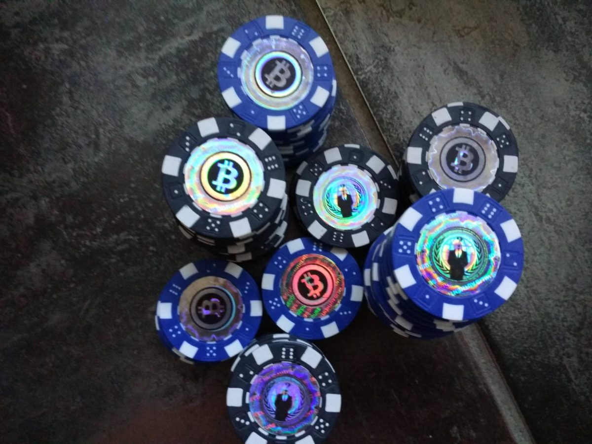 Bitcoin Casino Poker No Deposit Bonus September 2019