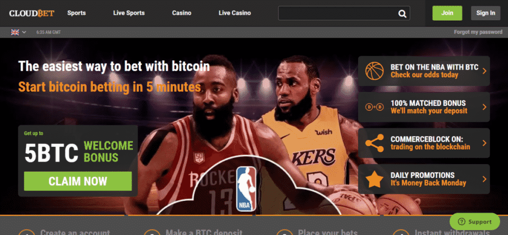Cloudbet Casino Bonus Codes September 2020 – CloudBet.com Code