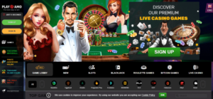 PlayAmo Casino Bonus Codes March 2019