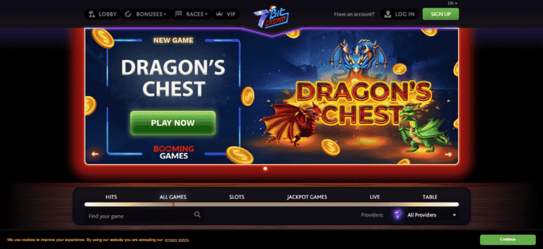 7Bit Casino Free Spins Promo Code January 2017