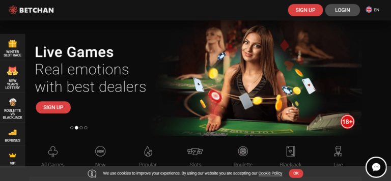 BetChan Casino Promo Codes July 2020