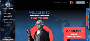 Bitcoin Casino US Promo Codes March 2019 – Bitcoincasino.us Bonus Code