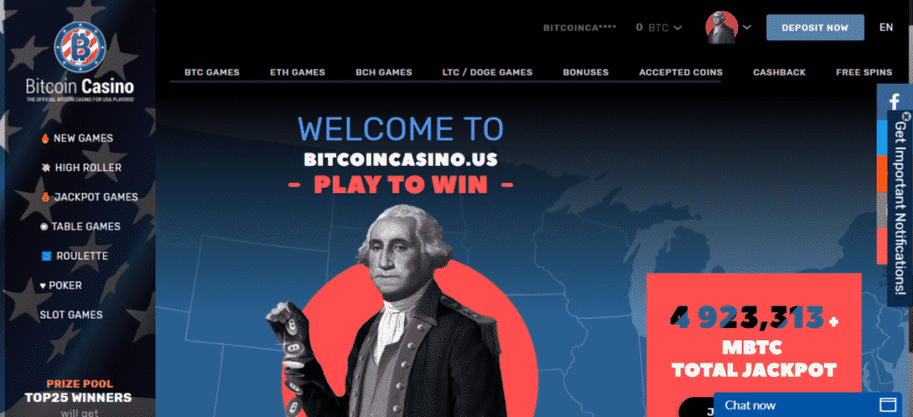 Bitcoin Casino US Promo Codes February 2020 – Bitcoincasino.us Bonus Code