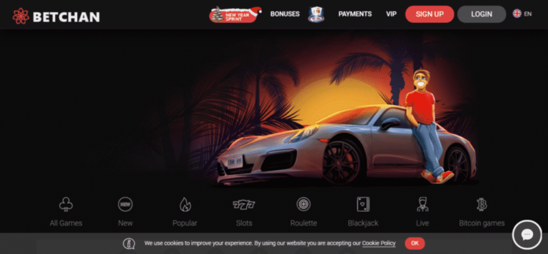 BetChan Casino Bonus Codes May 2019
