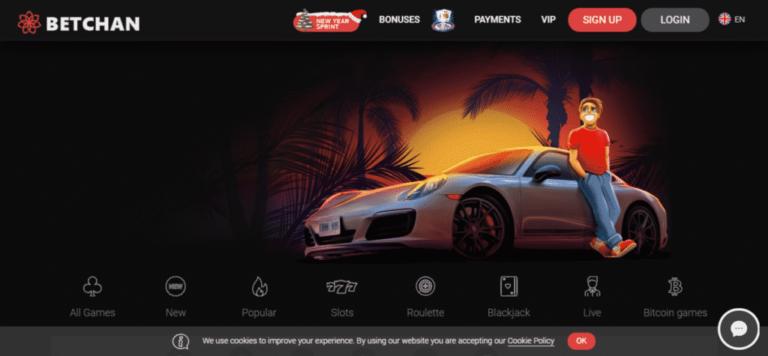 BetChan Casino Bonus Codes March 2020