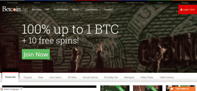 Betcoin Casino Bitcoin Sportsbook Bonus September 2020