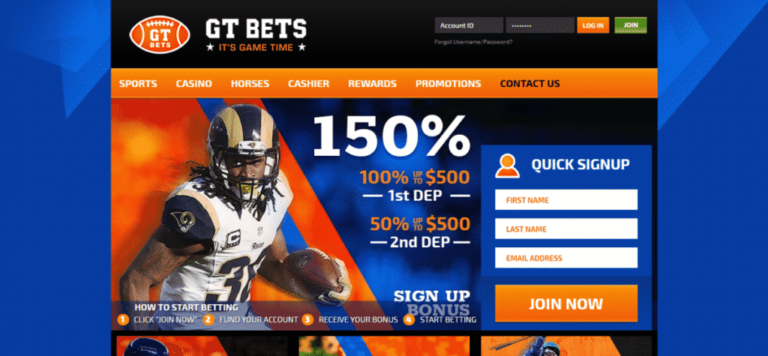 GTBets Casino Promo Codes September 2020 – Bonus Codes For Gtbets.eu