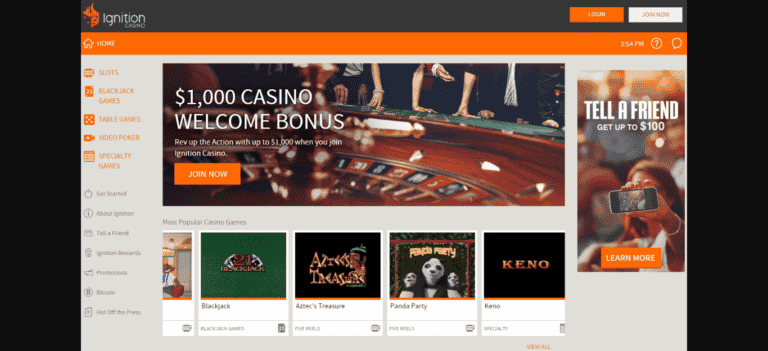Read more about the article Ignition Casino Bitcoin Bonus Code September 2021 – Ignitioncasino.eu Coupons
