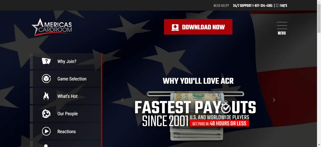You are currently viewing Americas Cardroom Bitcoin Poker Promos, Reviews & Ratings