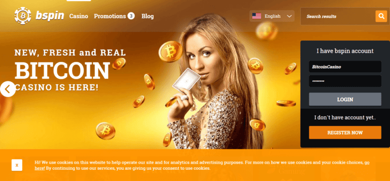 Read more about the article BSpin Casino Promos, Review & Rating