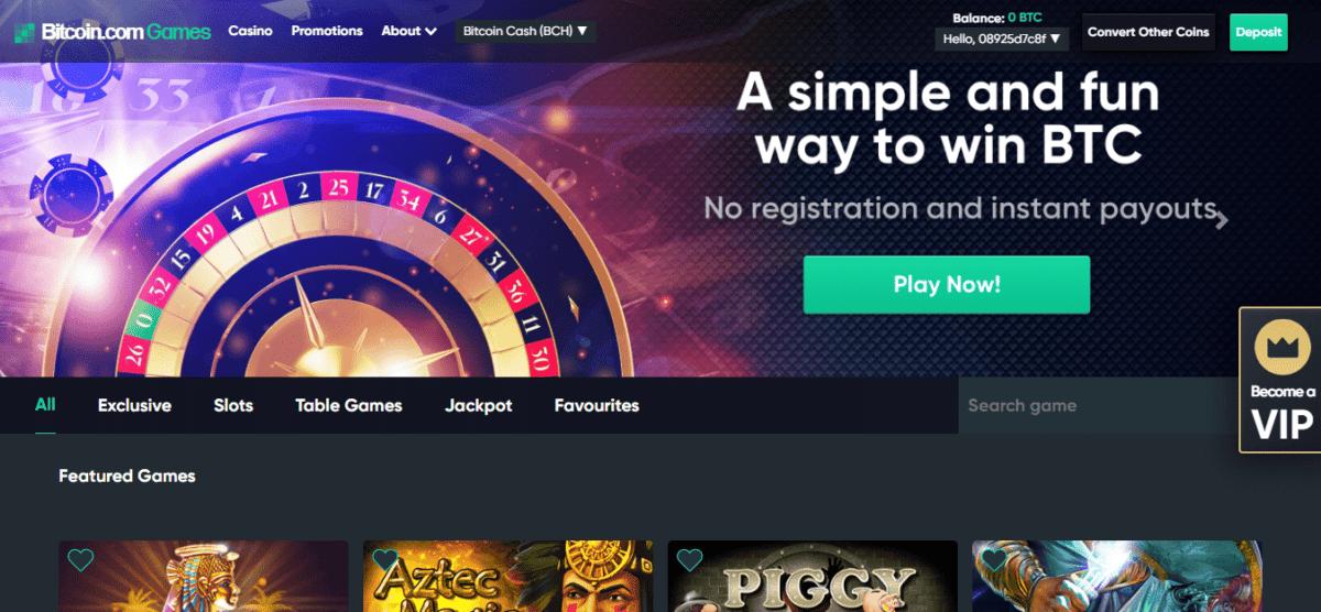 Bitcoin Games Promos