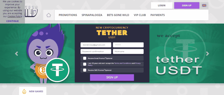 Read more about the article Crypto Wild Casino Promos, Reviews & Ratings