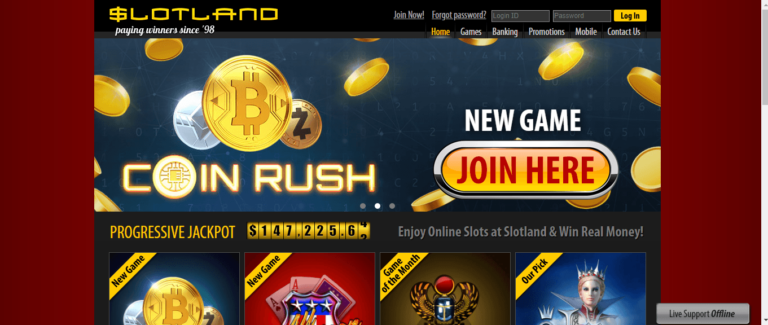 Read more about the article Slotland Casino Promos, Reviews & Ratings