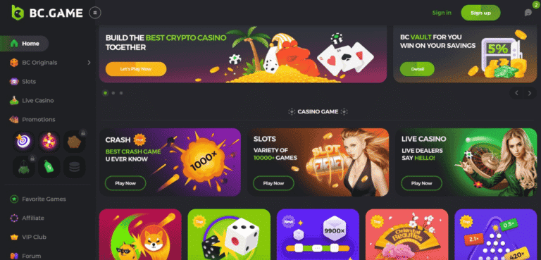 Read more about the article BC Game Bonus Code – BC.Game Free Coupons September 2021