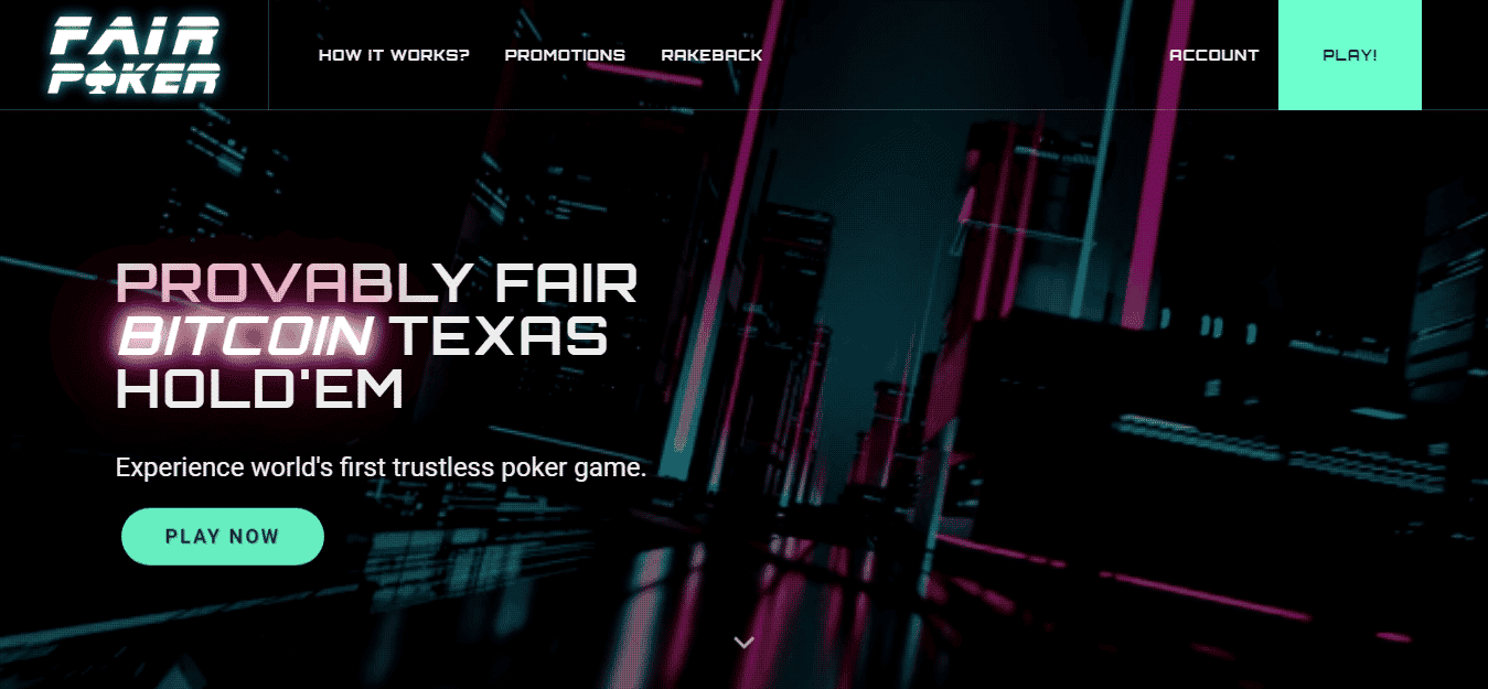 You are currently viewing FairPoker Casino Promos Review & Rating
