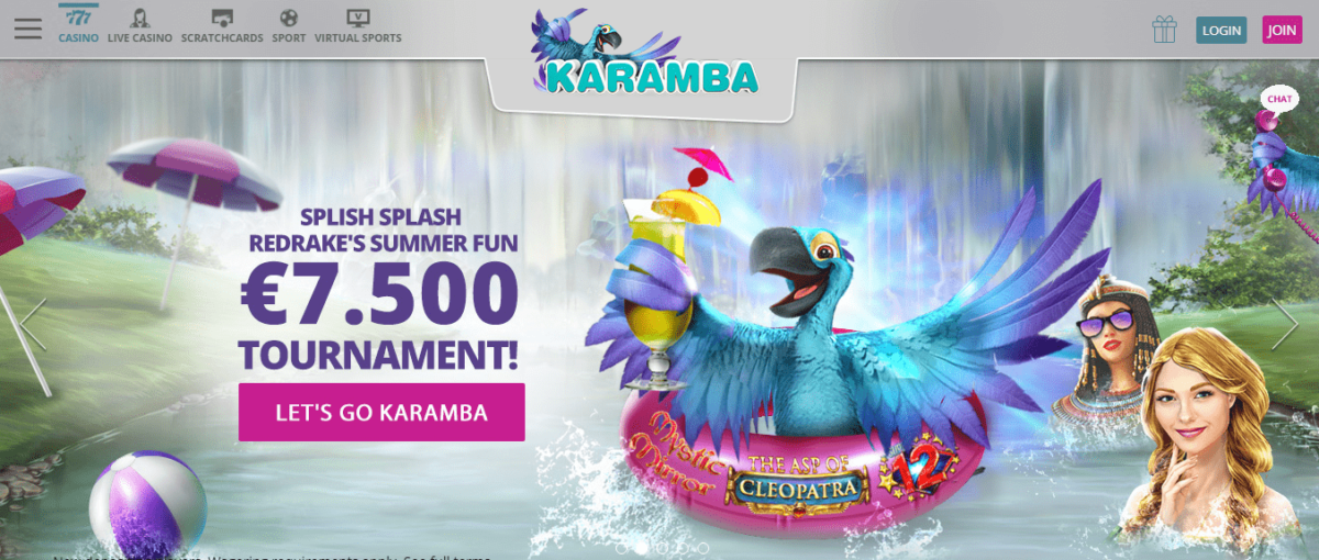Karamba Free Bonus Code