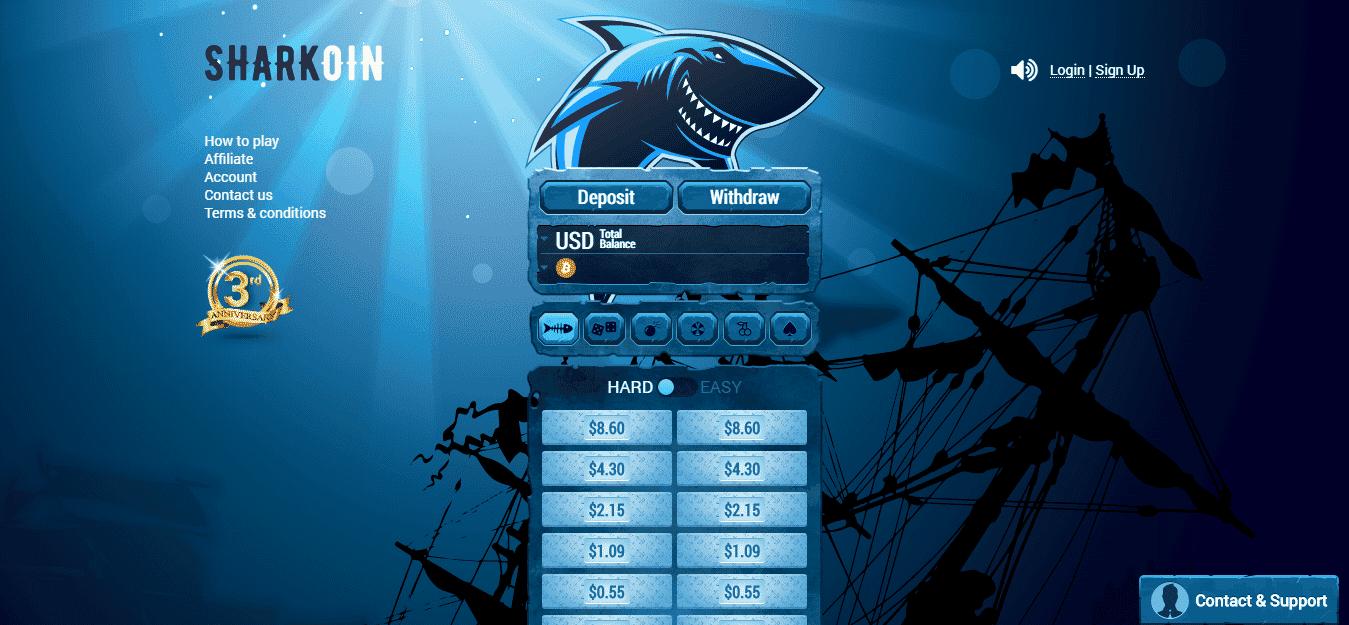 Sharkoin Free Coupon