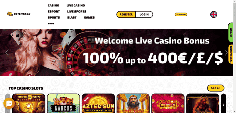BetChaser Casino Promo Codes – BetChaser.com Free Spins August 2020