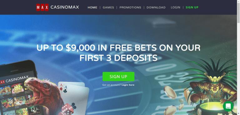 Casino Max Bonus Codes – CasinoMax.com Free Spins January 2021