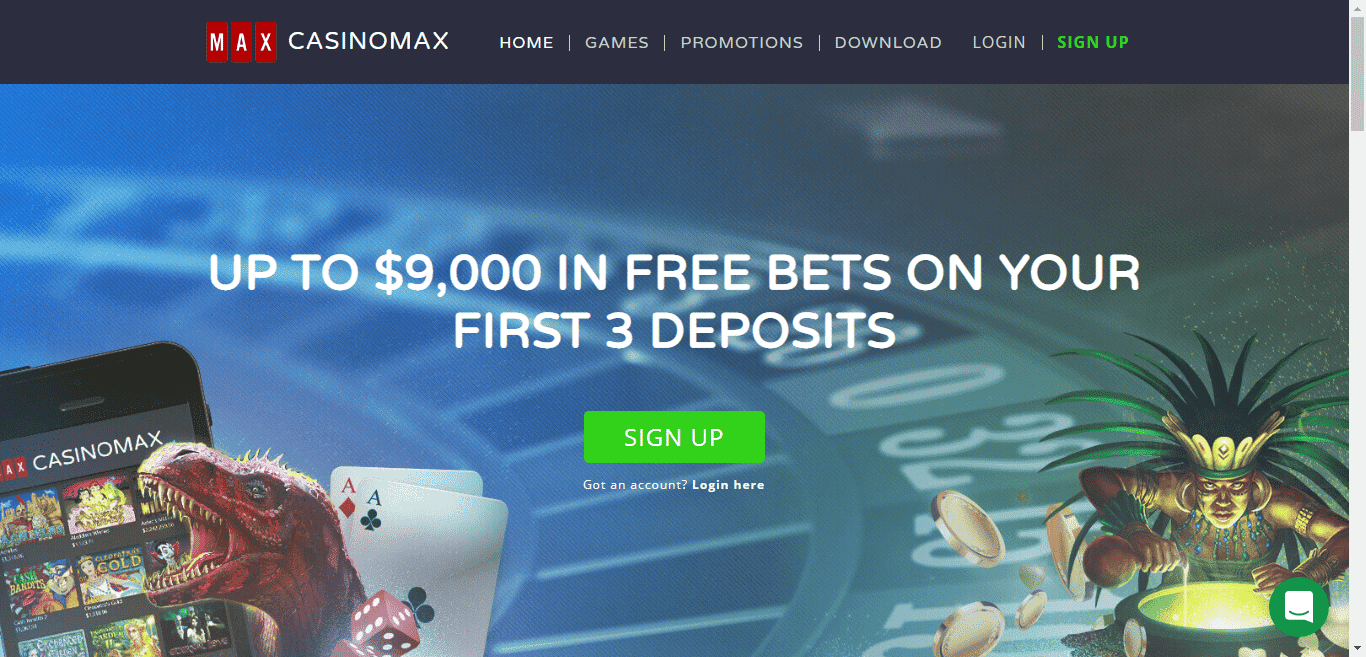 Casino Max Bonus Codes – CasinoMax.com Free Spins August 2020