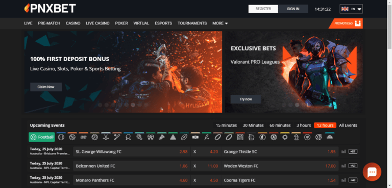Read more about the article PNXBet Promo Codes – PNXBet.com Free Bonus September 2021