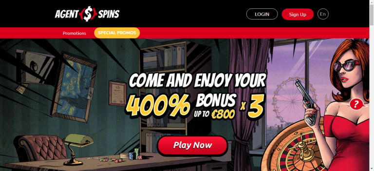 Read more about the article Agent Spins Free Bonus Codes – AgentSpins.com Coupons September 2021