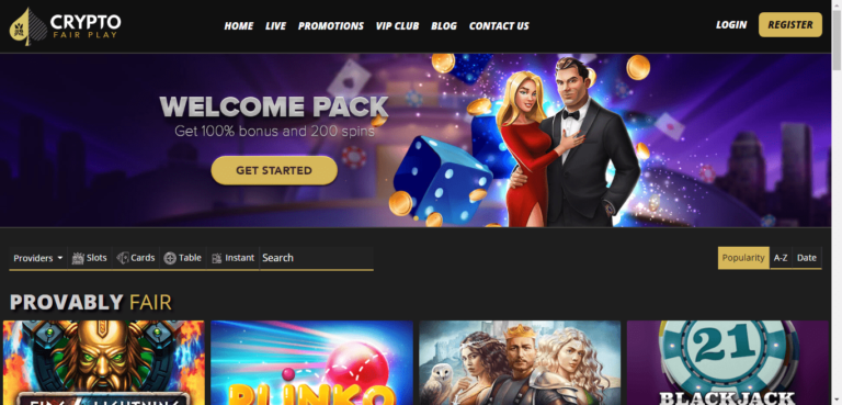 Read more about the article Crypto Fair Play Casino Bonus Codes – Cryptofairplay.com Coupons September 2021