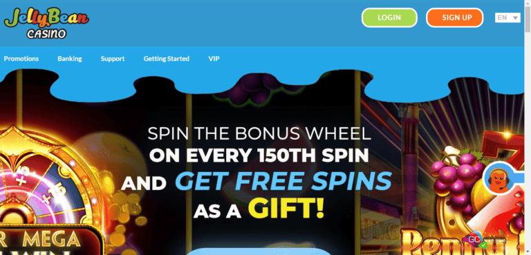 Read more about the article JellyBean Casino Promo Codes – Jellybeancasino.com Free Spins September 2021