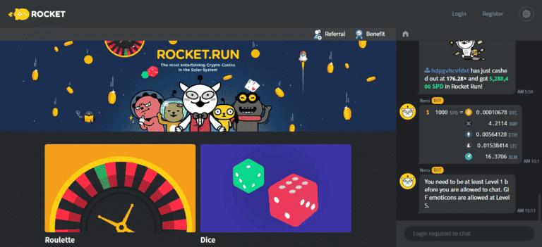 Rocket Run Casino Free Bonus – Rocket.Run Coupon Codes January 2021