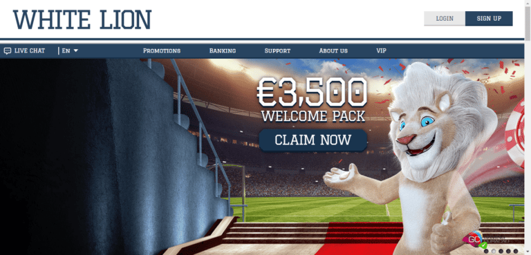 Read more about the article White Lion Bets Bonus Codes – WhiteLionBets.com Free Coupons September 2021