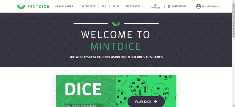 Read more about the article Mint Dice Bonus Codes – Mintdice.com Free Coupons September 2021