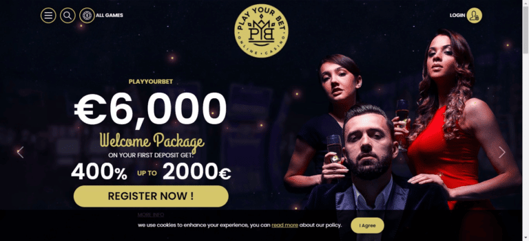 Read more about the article Play Your Bet Free Bonus – PlayYourBet.com Free Spins September 2021
