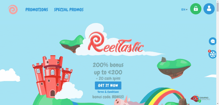 Read more about the article Reeltastic Casino Bonus Codes – Reeltastic.com Free Spins September 2021