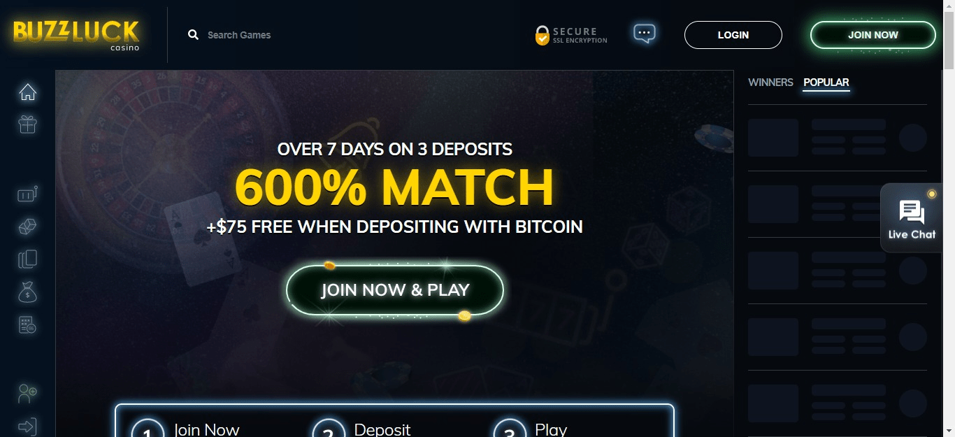 You are currently viewing Buzz Luck Casino Bonus Codes – Buzzluck.com Free Spins September 2021