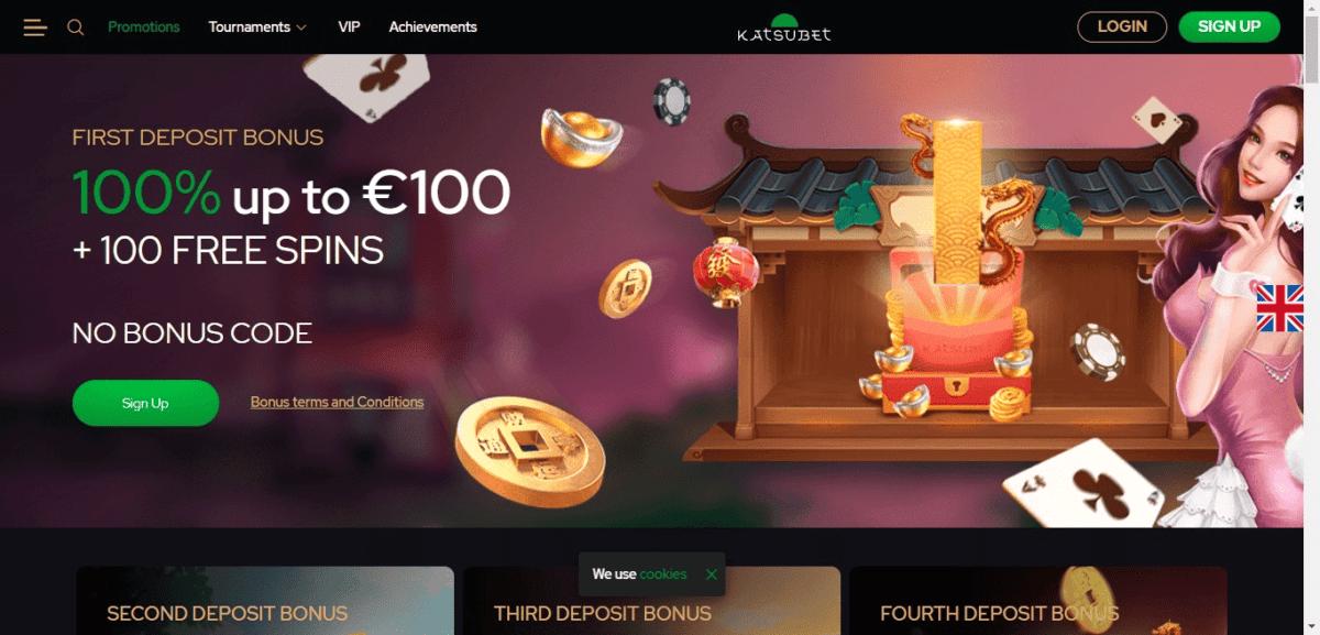 Katsubet Free Bonus