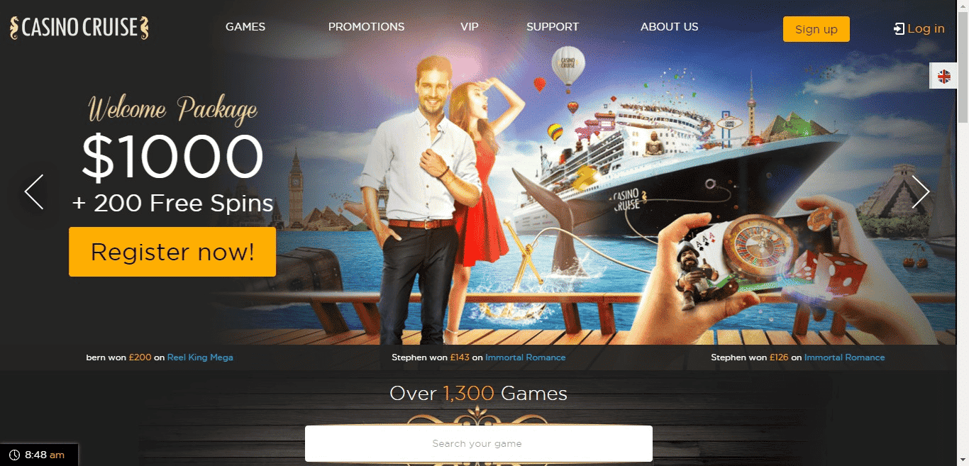 Read more about the article Casino Cruise Promo Codes – CasinoCruise.com Free Spins September 2021