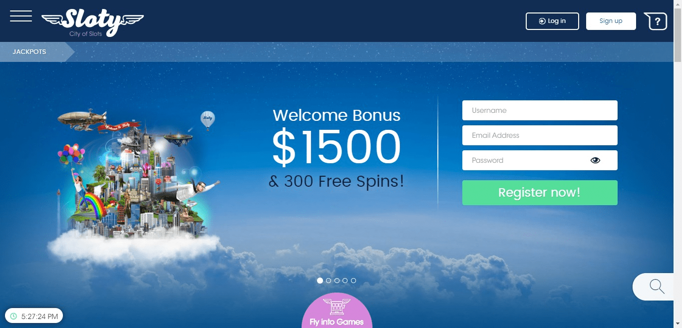 Read more about the article Sloty Casino Promo Codes – Sloty.com Coupons September 2021